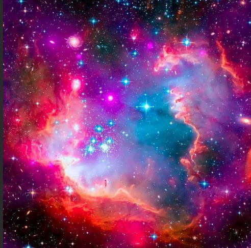 Ты – моя Вселенная…