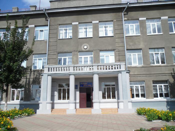 Возмущение директора школы Надежды Храмовой