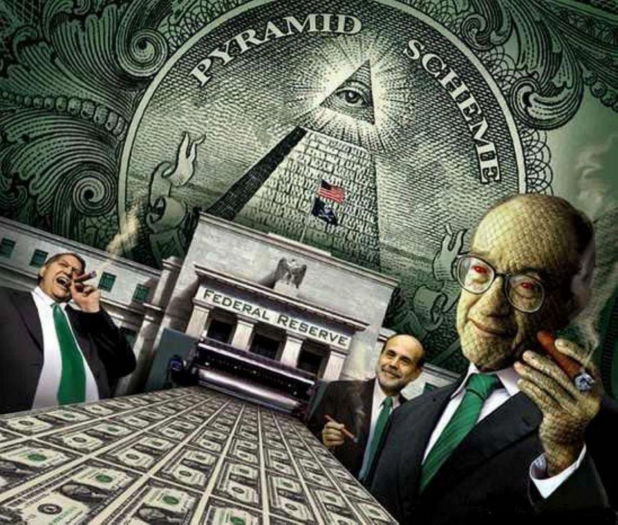 Обращение к нахлебникам Банкирам и иже их подобным…