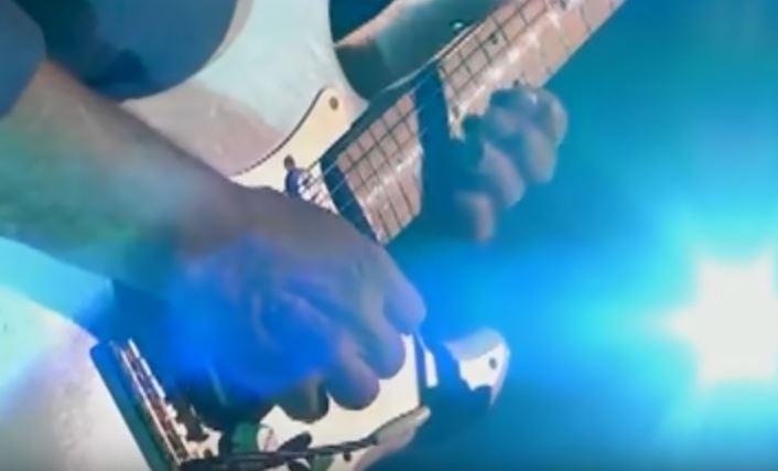 Волшебные звуки гитары…