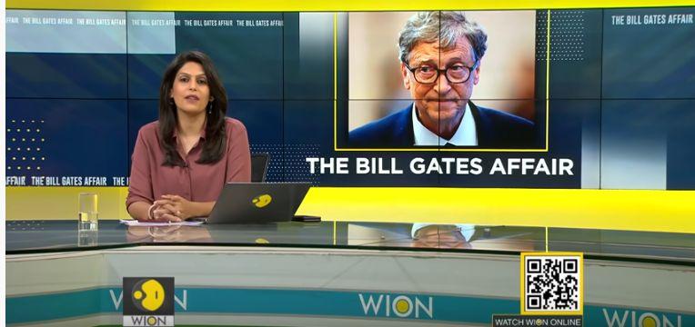 Билл Гейтс (Ворота с Клювом) в очередной раз скандально покидает Микрософт.