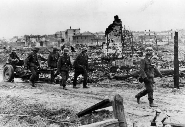 Из жизни немецкого ветерана Второй Мировой Войны